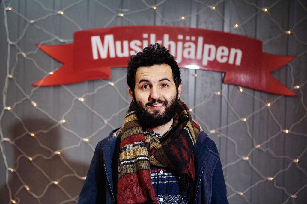 Fotograf: Julia Lindemalm / Sveriges Radio.